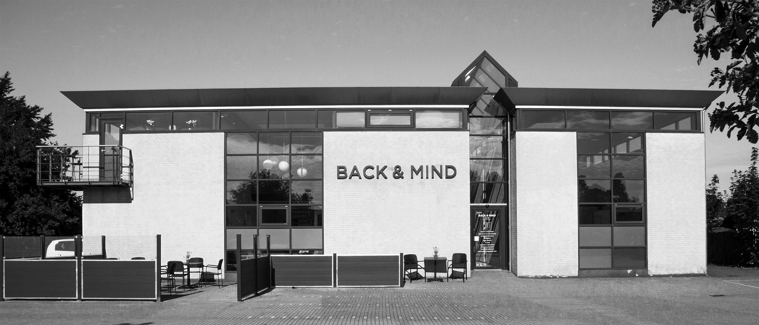 Back & MInd Studio, Solrød Strandvej 92