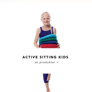ACTIVE SITTING FOR KIDS
